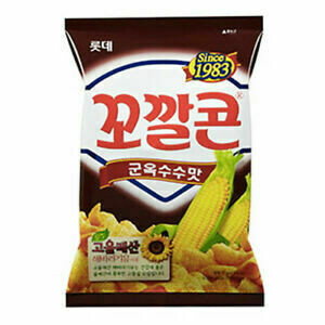 Lotte Corn Snack Goon (2.71 Oz)