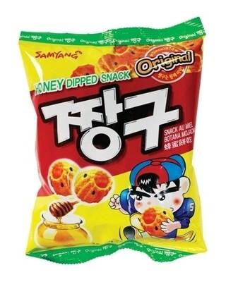 Samyang Changgu (Honey Dipped Snack) (4.05 Oz)