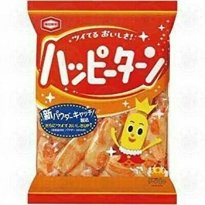 Kameda Happy Turn Rice Cracker (3.81 Oz)