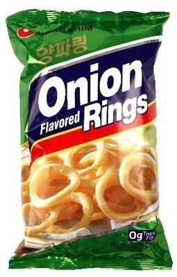 Nongshim Onion Flavored Ring (3.17 Oz)