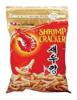Nongshim Shrimp Crackers Big Size (14.1 Oz)