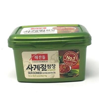 CJ Seasoned Soybean Paste (2.2 LBS)