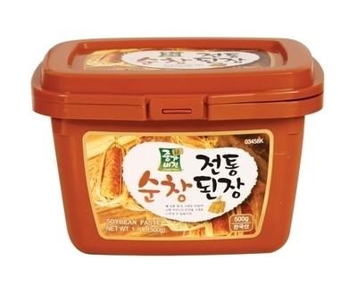 Assi Soybean Paste (1.1 LB)