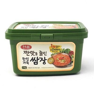 Jayone Sinsong Seasoned Soybean Paste (2.2 LBS)