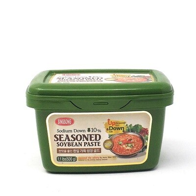 Jayone Sinsong Seasoned Soybean Paste (1.1 LB)