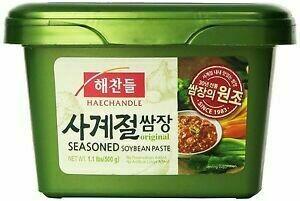 CJ Seasoned Soybean Paste Original (1.1 LBS)
