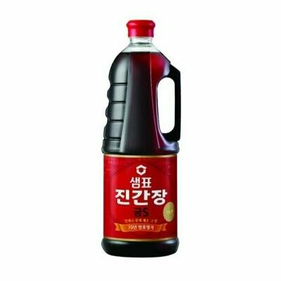 Sempio Soy Sauce Jin Gold S (60.8 Fl. Oz)