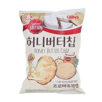HaeTae Honey Butter Chip Fromage Blanc