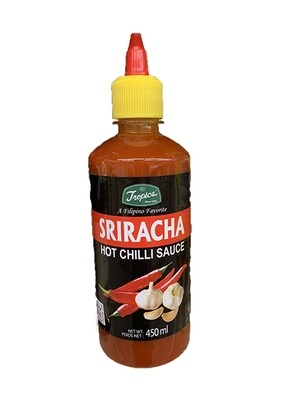 Tropics Sriracha Hot Chili Sauce Red (15.22 Fl. Oz.)