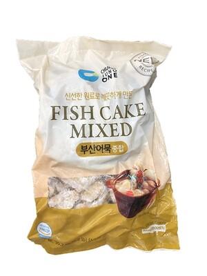 ChungJungOne Fish Cake Mixed (2.2 LBS)
