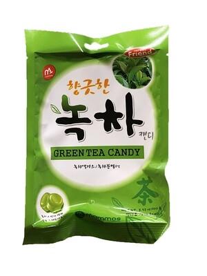 Jayone Mammos Green Tea Candy (3.52 Oz)