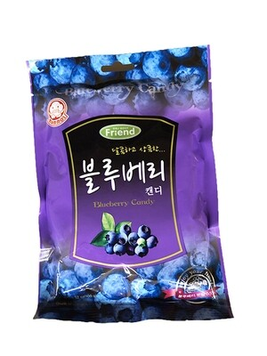 Jayone Mammos Blueberry Candy (3.5 Oz)