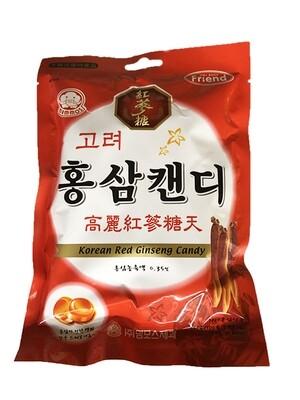 Jayone Mammos Korean Red Ginseng Candy (3.52 Oz)
