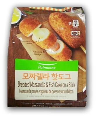 Pulmuone Mozzarella Corn Dog 8 Sticks