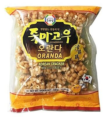 Wang Joongmago Oranda Korean Cracker (11.64 Oz)