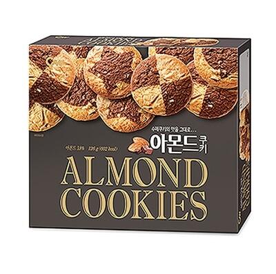 CW Almond Cookies (4.45 Oz)