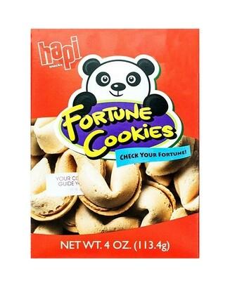 Hapi Fortune Cookies (4 Oz)
