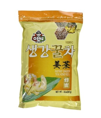 Assi Instant Ginger Tea Honeyed (2 LBS)