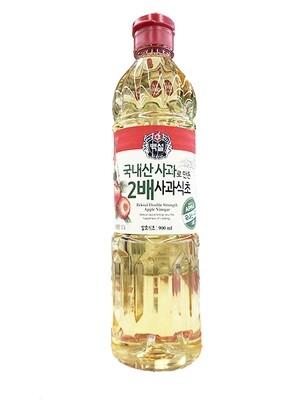 CJ Double Strength Apple Vinegar  (30 Fl. Oz )