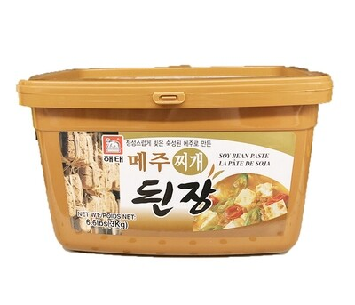 HaeTae Soy Bean Paste  (6.6 LBS)