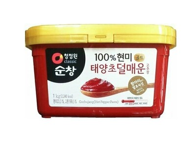ChungJungOne Hot Pepper Paste Mild (2.2 LBS)