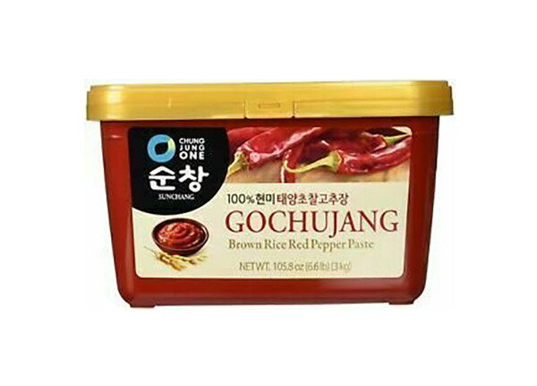 ChungJungOne Brown Rice Red Pepper Paste (6.6 LBS)