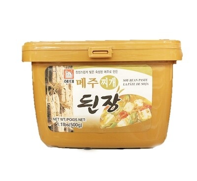 HaeTae Soy Bean Paste (1.1 LBS)