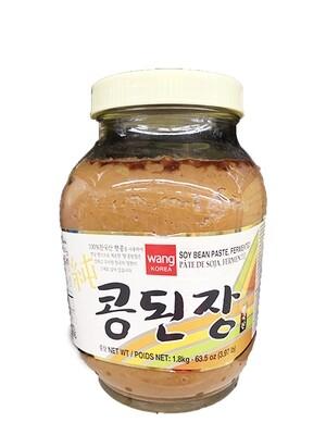 Wang Soy Bean Paste, Fermented (3.97 LBS)