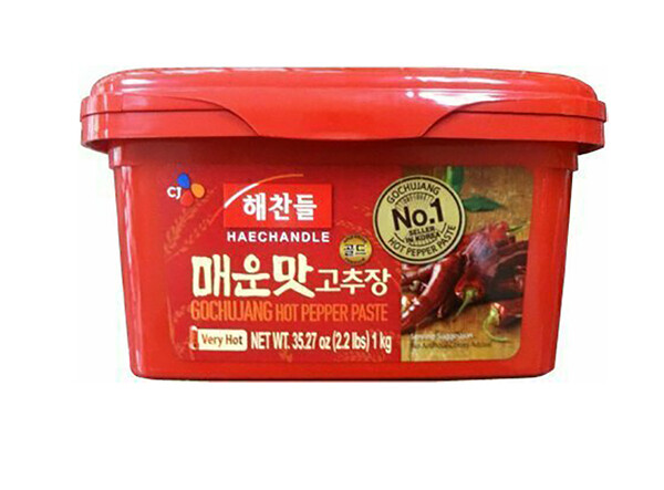 CJ Hot Pepper Paste Very Hot (2.2 LBS)