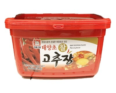 HaeTae Hot Bean Paste (6.6 LBS)