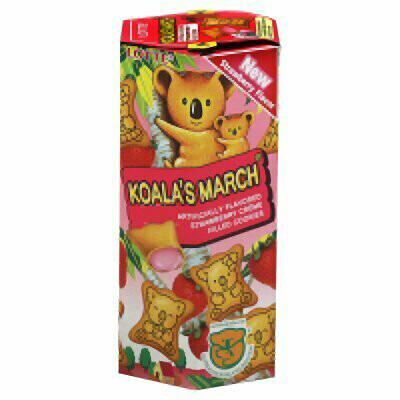Lotte Koala's March Strawberry (1.4 Oz)