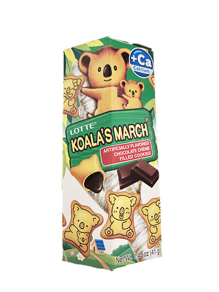 Lotte Koala's March Chocolate (1.4 Oz)