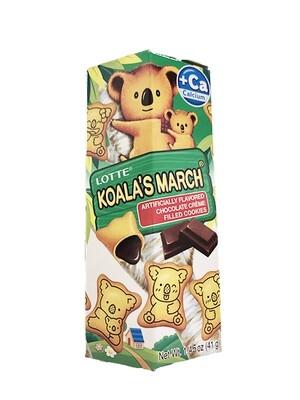 Lotte Koala's March Chocolate (1.4 Oz)