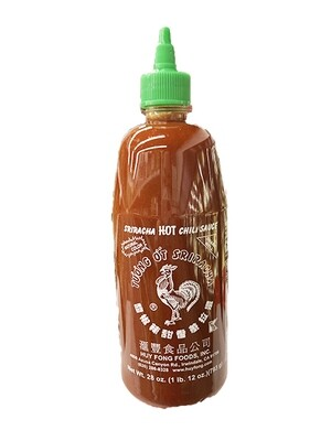 Huyfong Sriracah Hot Chili Sauce (28 Oz)