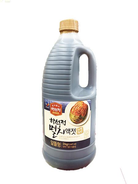 CJ Hasunjung Anchovy Sauce (6.6 LBS)
