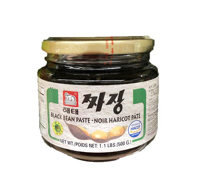 HaeTae Black Bean Paste (1.1 LBS)