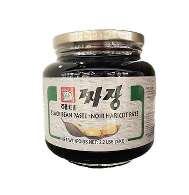 HaeTae Black Bean Paste (2.2 LBS)
