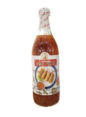 MaePloy Sweet Chili Sauce for Spring Roll (31 Oz)