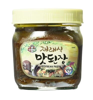 Assi Soybean Paste (1.1 LBS)