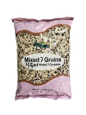 Jayone Mixed 7 Grains (4 LBS)