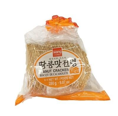 Wang Peanut Cracker (9.87 Oz)