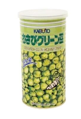 Kabuto Green Peas (9.9 Oz)
