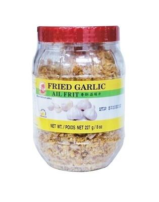 Cock Brand Fried Garlic (8 Oz)