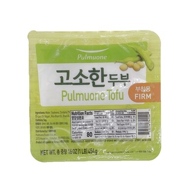 Pulmuone Firm Tofu (16 Oz)