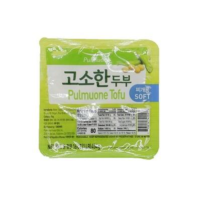 Pulmuone Soft Tofu (16 Oz)