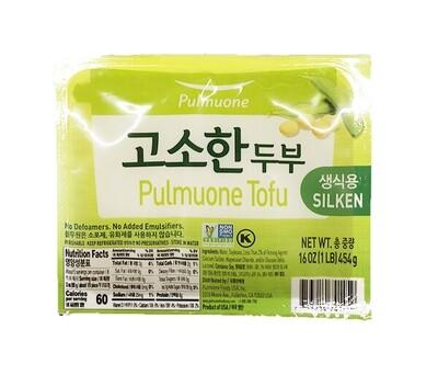 Pulmuone Silken Tofu (16 Oz)