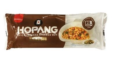 Samlip Spicy Japchae Steamed Bun 3 Pieces  (9 Oz)