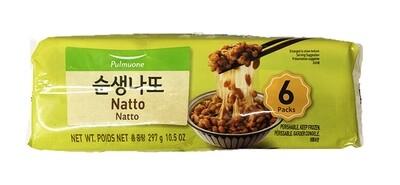 Pulmuone Natto 6 Packs (10.5 Oz)