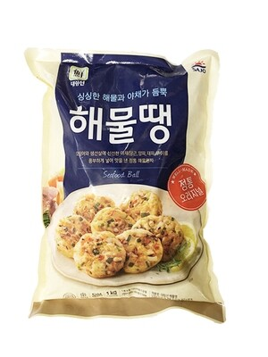 Jayone Seafood Patty (35.2 Oz)