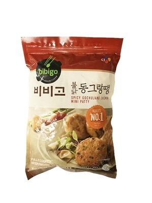 CJ Bibigo Spicy Gochujang Chicken Patty (16 Oz)